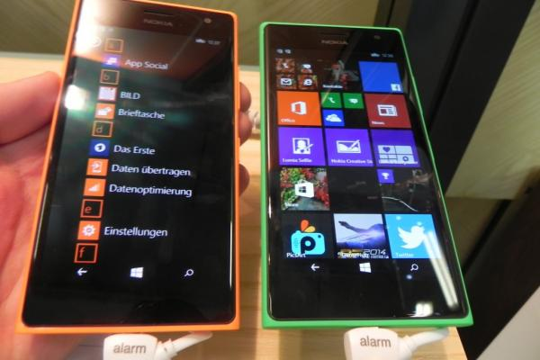 IFA 2014: Nokia Lumia 730 hands on - selfie phone dual SIM, cu ecran OLED (Video)