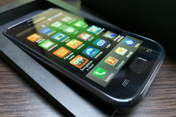 Samsung I9000 Galaxy S - Fotografii Hands-On