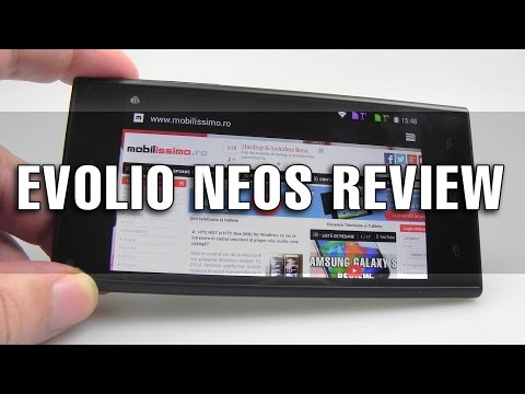 Evolio Neos Review Full HD - Mobilissimo.ro