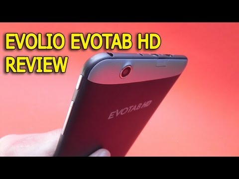 Evolio Evotab HD review Full HD in limba romana - Mobilissimo.ro