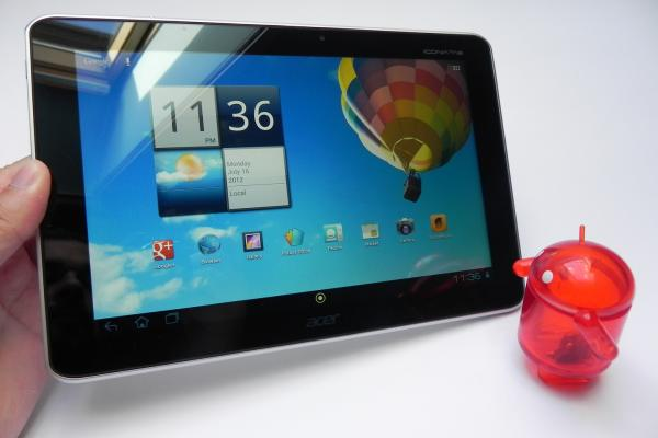 Acer Iconia Tab A510 - Galerie foto Mobilissimo.ro