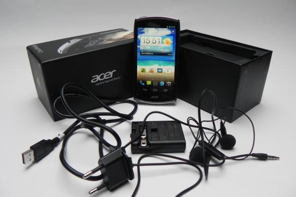 Acer CloudMobile S500 - Unboxing