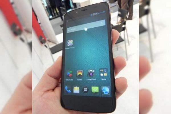 MWC 2014: Allview V1 Viper S hands on preview la MWC - primul telefon dual SIM cu Qualcomm de la Allview