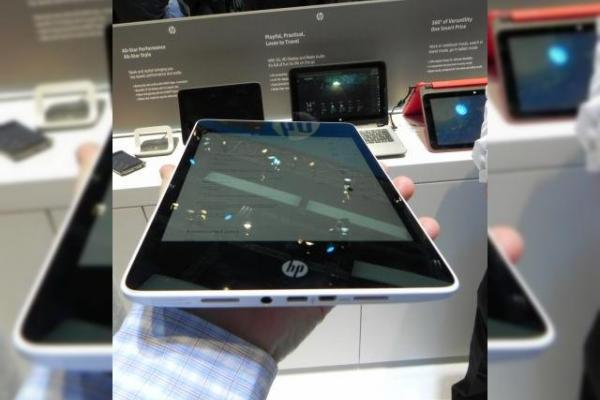 HP Slate8 Pro Hands on preview - tabletă cu Beats Audio, preț accesibil (Retro MWC 2014 - Video)