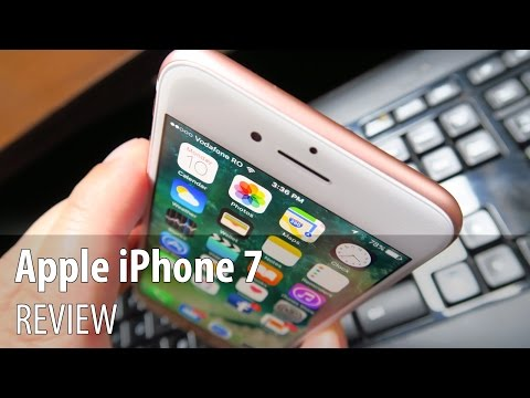 Apple iPhone 7 Video Review în Limba Română