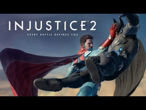 Video review joc Injustice 2, prezentat pe Samsung Galaxy A5 (2017)