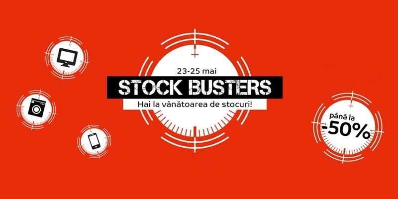 eMAG Stock Busters are loc în perioada 23-25 mai! Flagship-ul LG G6  beneficiază de un prim discount! 120fad8ef3
