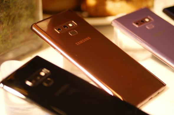 Fotografii hands-on Samsung Galaxy Note 9: Samsung-Galaxy-Note-9-Hands-on_004.JPG