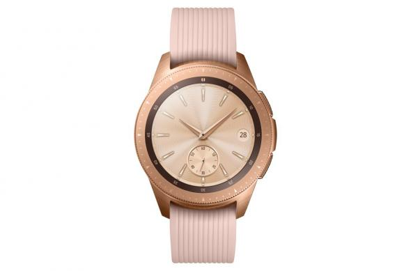 Samsung Galaxy Watch, fotografii oficiale: Galaxy-Watch_42mm_Rose-Gold-2.jpg