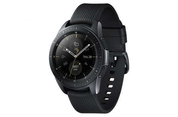 Samsung Galaxy Watch, fotografii oficiale: Galaxy-Watch_42mm_Midnight-Black-2.jpg