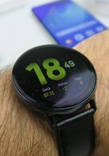 Samsung Galaxy Watch Active 2 LTE Unboxing, Setup Number Share & eSIM Orange România (Video)