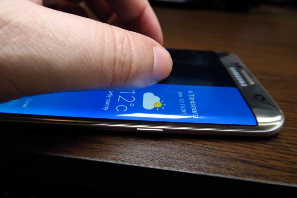 Samsung Galaxy S7 Edge - Fotografii Hands-On