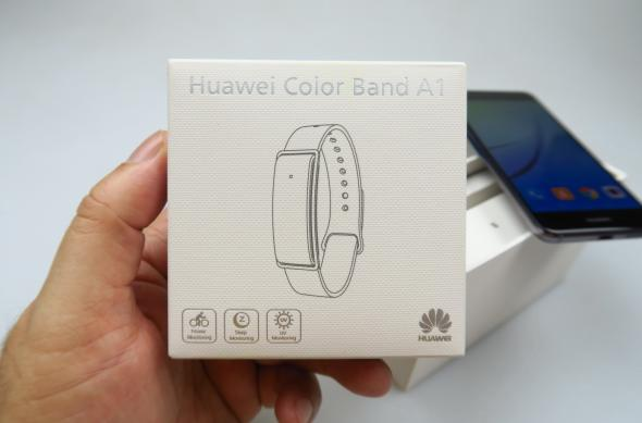 Huawei Color Band A1: Huawei-Color-Band A1_002.JPG