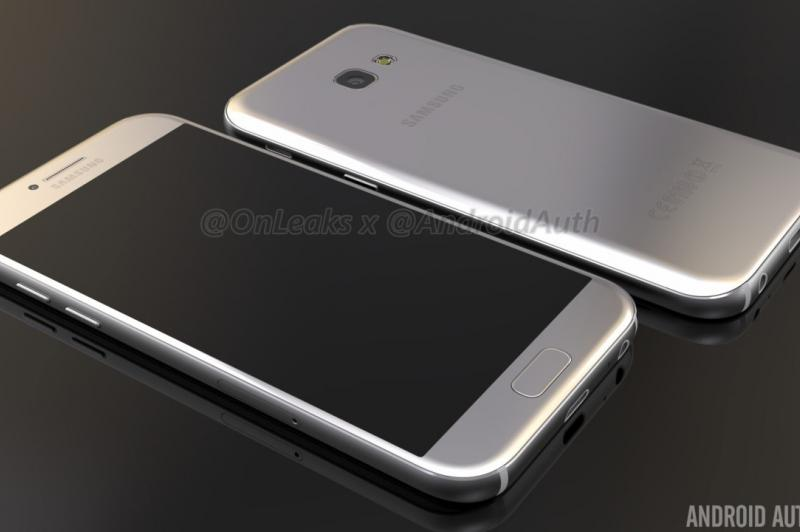 Imagini 3D Samsung Galaxy A5 (2017) (LEAK): Samsung-Galaxy-A5-2017-leak-Android-Authority-1-1280x720.jpg