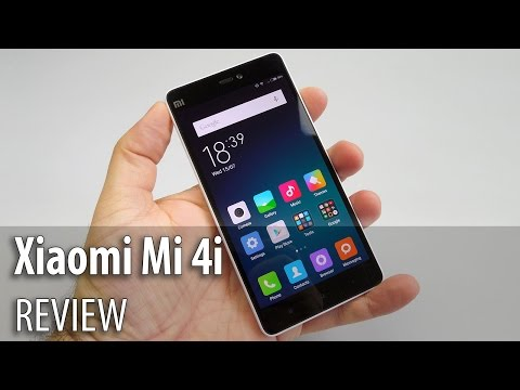 Video review: Xiaomi Mi 4i