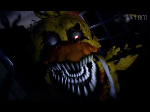 Five Nights at Freddy's 4 Review prezentat pe tableta Nokia N1 (Android, iOS) - Mobilissimo.ro