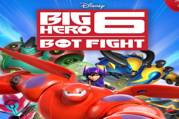 Big Hero 6 Bot Fight Review (Allview V1 Viper i4G): Disney transformă luptele cu roboţi/pokemoni în Candy Crush (Video)