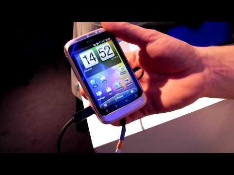 HTC Wildfire S Hands-On - Mobilissimo TV