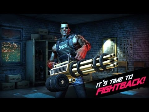 Fightback Review & Gameplay (Jocuri iOS/iPhone 5) - Mobilissimo.ro