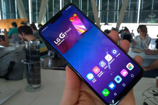 LG G7 ThinQ - Fotografii eveniment lansare european: LG-G7-ThinQ-Lansare_009.jpg