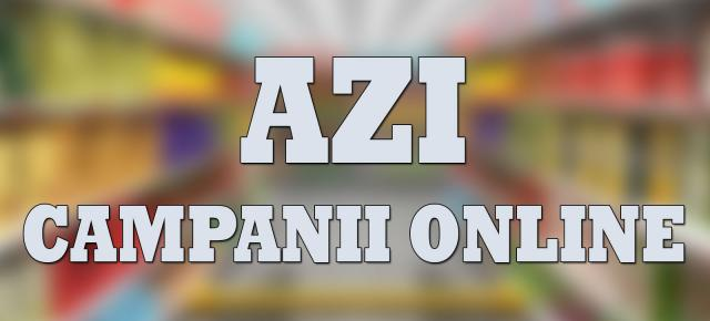 Reduceri și Campanii Online #28: Azi PC Garage, Flanco, Cel, Fashion Days [...]