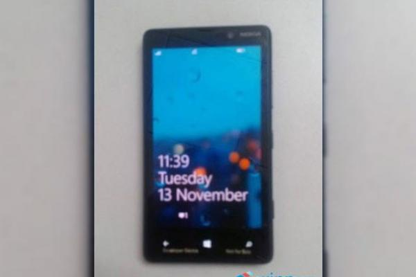 Nokia Lumia 825 - smartphone cu Windows Phone 8 și display PureMotion (zvon)