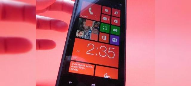 Review HTC Windows Phone 8X: cel mai bun design HTC din ultima vreme și calitate audio deosebită (Video)