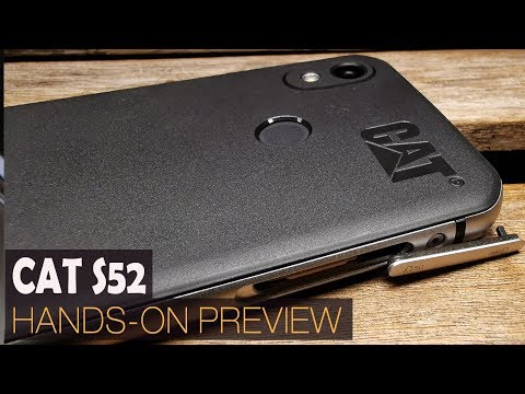 CAT S52 Review Video Hands-On în Română (telefon robust cu design elegant)