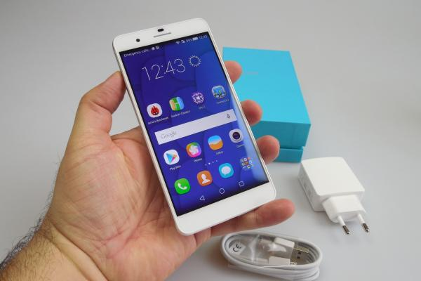 Huawei Honor 6 Plus - Unboxing