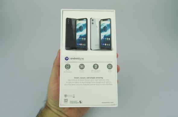 Motorola One - Unboxing: Motorola-One_029.JPG