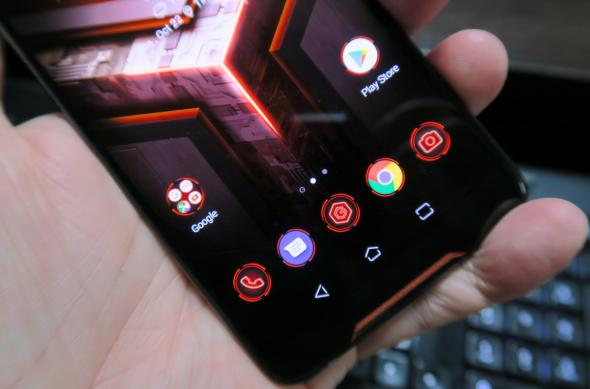 Luminozitate display ASUS ROG Phone: ASUS-ROG-Phone_037.JPG