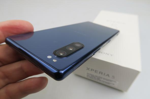 Sony Xperia 5 - Unboxing: Sony-Xperia-5_078.JPG