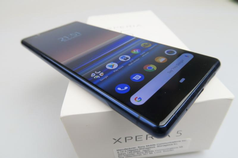 Sony Xperia 5 - Unboxing: Sony-Xperia-5_099.JPG