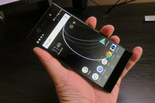 Sony Xperia XA1 Ultra - Fotografii Hands-On