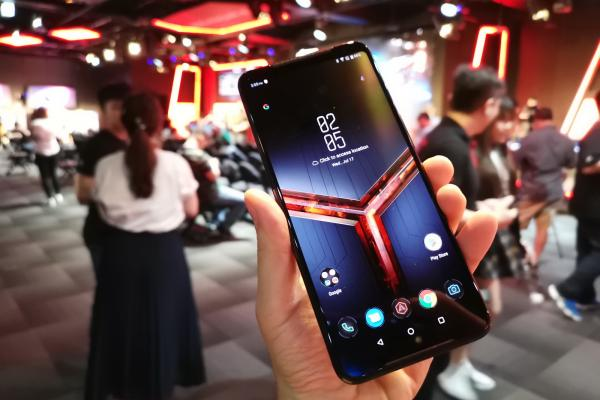 ASUS ROG Phone 2, hands-on la evenimentul de lansare din Taipei, Taiwan