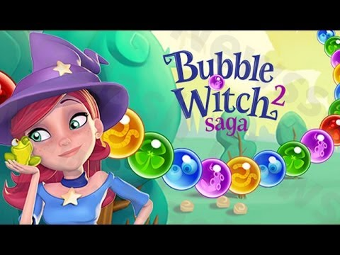 Bubble Witch Saga Review (Allview A5 Smiley/Jocuri Android) - Mobilissimo.ro