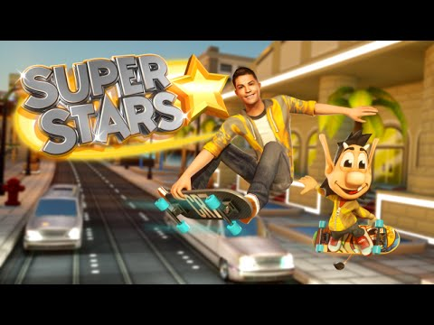 Ronaldo & Hugo: Superstar Skaters Review, prezentat pe LG G4 (Android, iOS) - Mobilissimo.ro