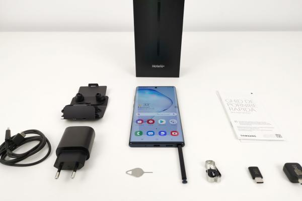 Samsung Galaxy Note 10+ - Unboxing