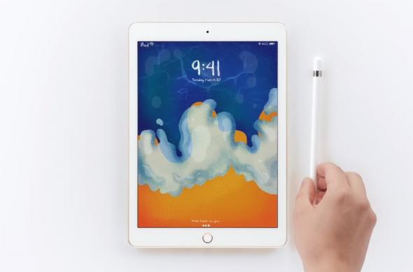 Apple iPad 9.7 (2018) - Fotografii oficiale: new ipad 2018.jpg