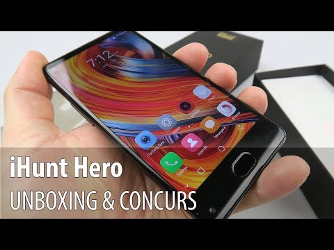 iHunt Hero Video Unboxing