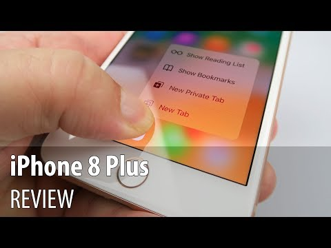 iPhone 8 Plus Video Review în Limba Română