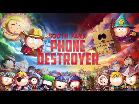 Video-review joc South Park Phone Destroyer, prezentat pe Apple iPhone 8 Plus (Joc iOS, Android)