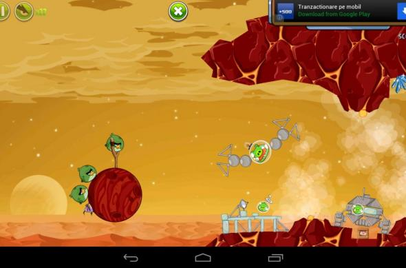 Angry Birds Space Red Planet review - 20 de nivele Înflăcărate cu noi capcane și noi provocări (Video): screenshot_2012_08_27_02_01_26.jpg