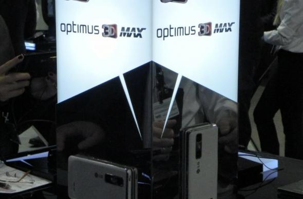 MWC 2012: LG Optimus 3D Max hands on preview - cel mai nou telefon 3D În acțiune din Barcelona (Video): dscn0361.jpg