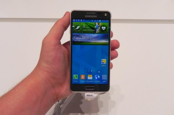 IFA 2014: Samsung Galaxy Alpha hands on - Samsung dovedește că e loc și de metal În galaxia sa (Video): dscn9331jpg.jpg