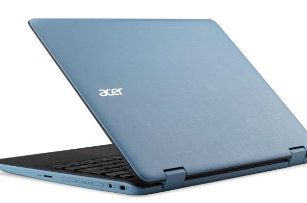 Acer Spin 1, imagini oficiale