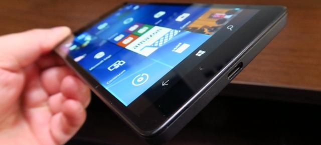 Microsoft Lumia 950 XL: Baterie dezamăgitoare la playback video