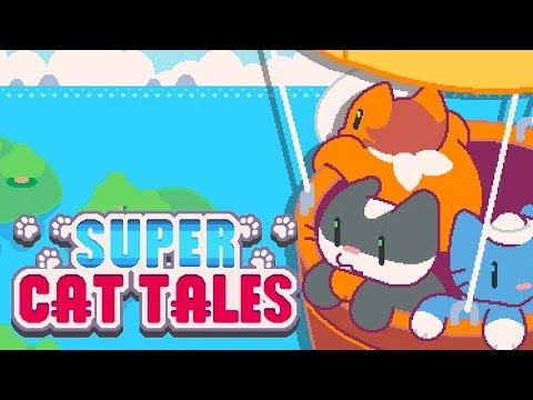 Video review joc Super Cat Tales Review (Prezentare joc pe iPhone 7 Plus/ Joc iOS)