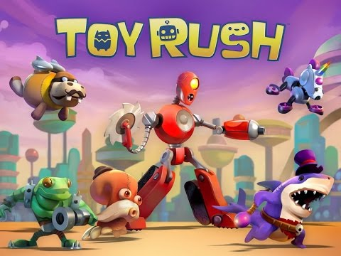 Toy Rush Review (ASUS FonePad 7 FE375CG/ Joc Android) - Mobilissimo.ro
