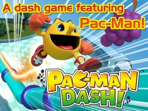 PAC-MAN DASH! Review (Android/ASUS MeMo Pad FHD 10) - Mobilissimo.ro